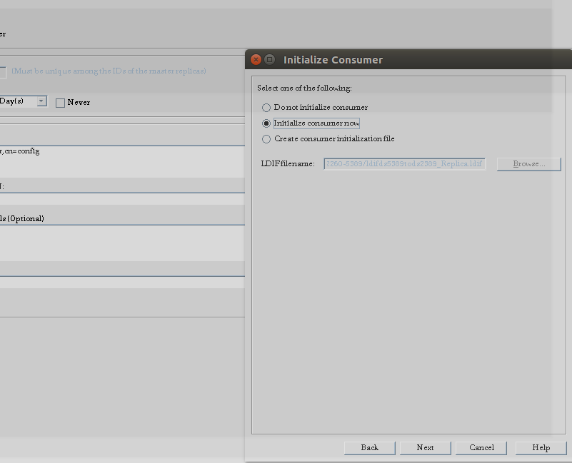 configuring DS389 aka RedHat DS as 2MMR