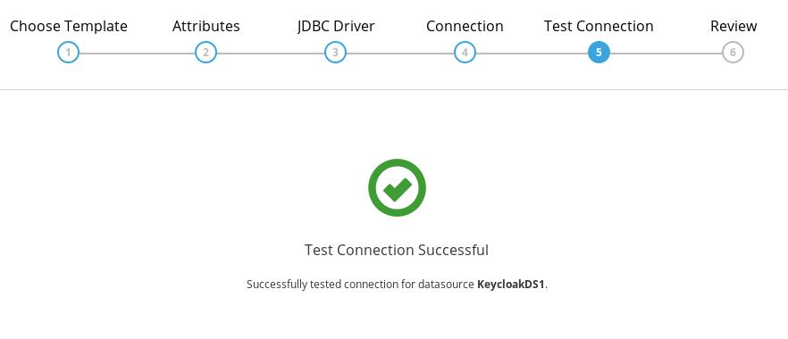Howto install KeyCloak with MariaDB